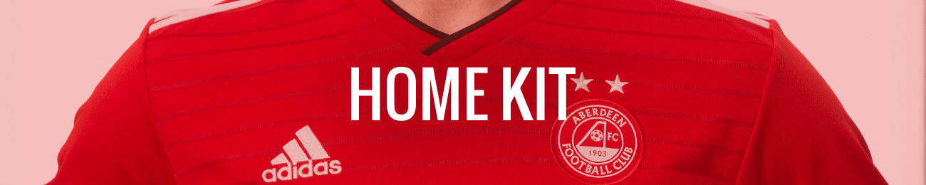 Home Kit  on Aberdeen FC