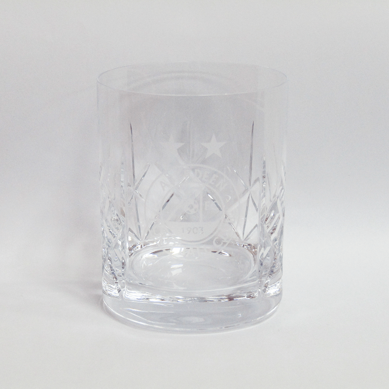ABERDEEN CRYSTAL WHISKY GLASS