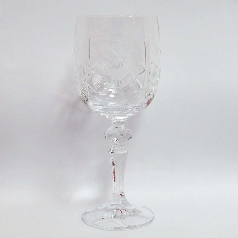 ABERDEEN CRYSTAL WINE GLASS