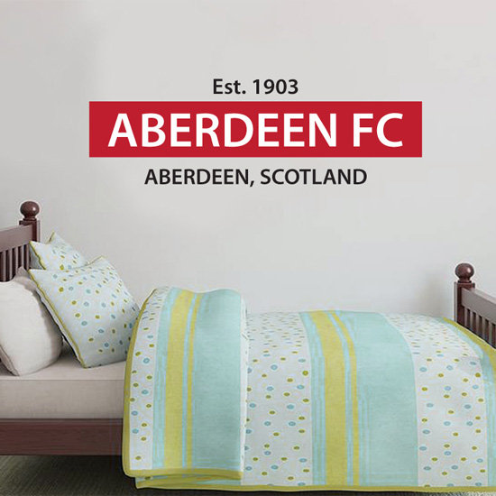 ABERDEEN EST. WALL STICKER