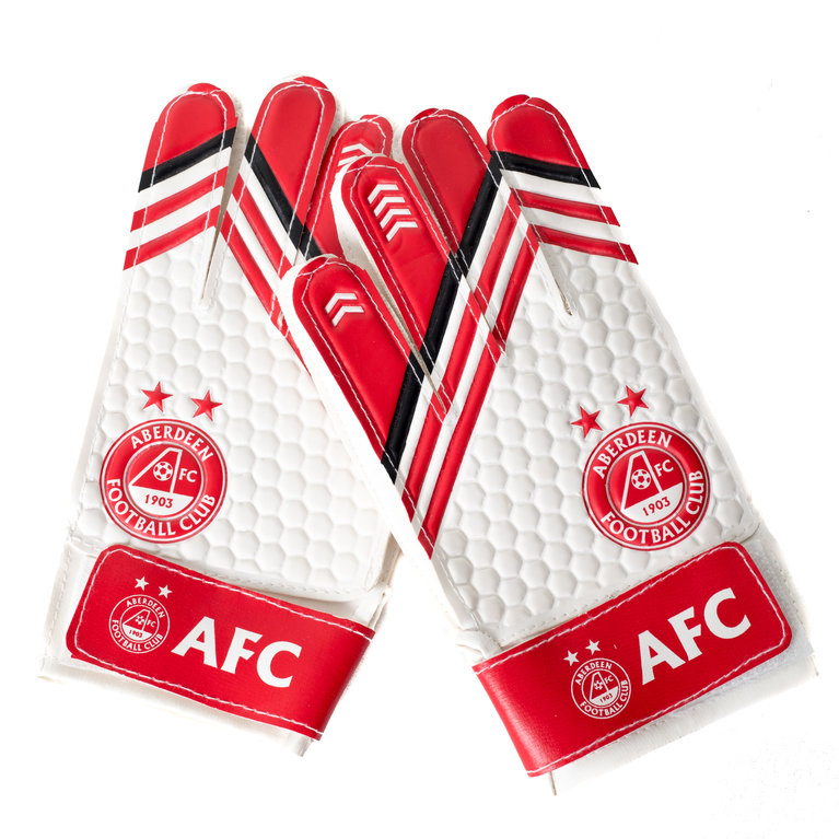 ABERDEEN GK GLOVE- SMALL BOYS