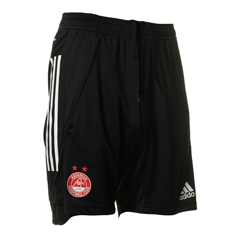 ADIDAS JNR TRAINING SHORT BLK
