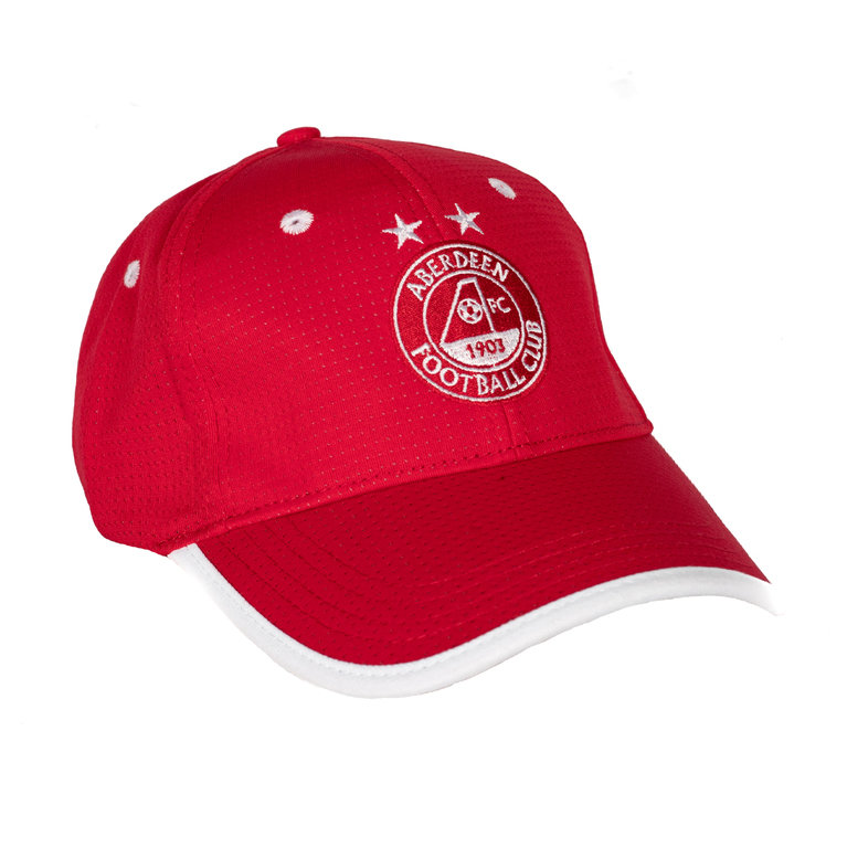 ADULT AERO CAP RED