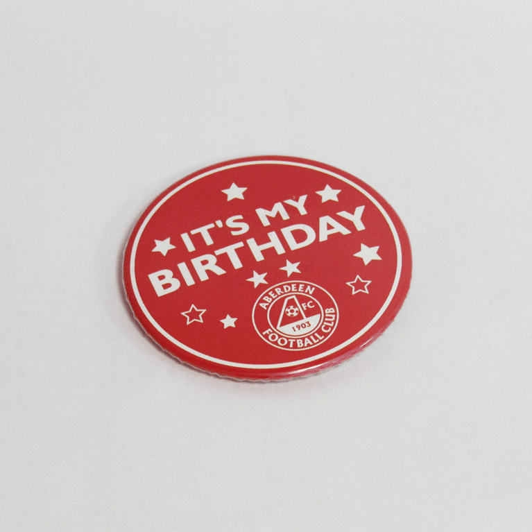 AFC BIRTHDAY BADGE