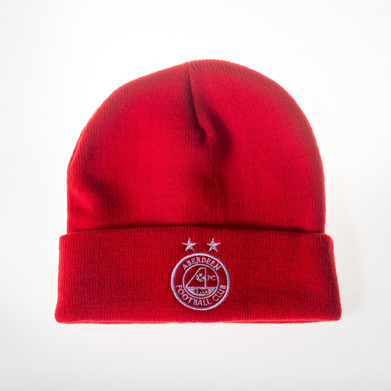 AFC BRONX HAT RED