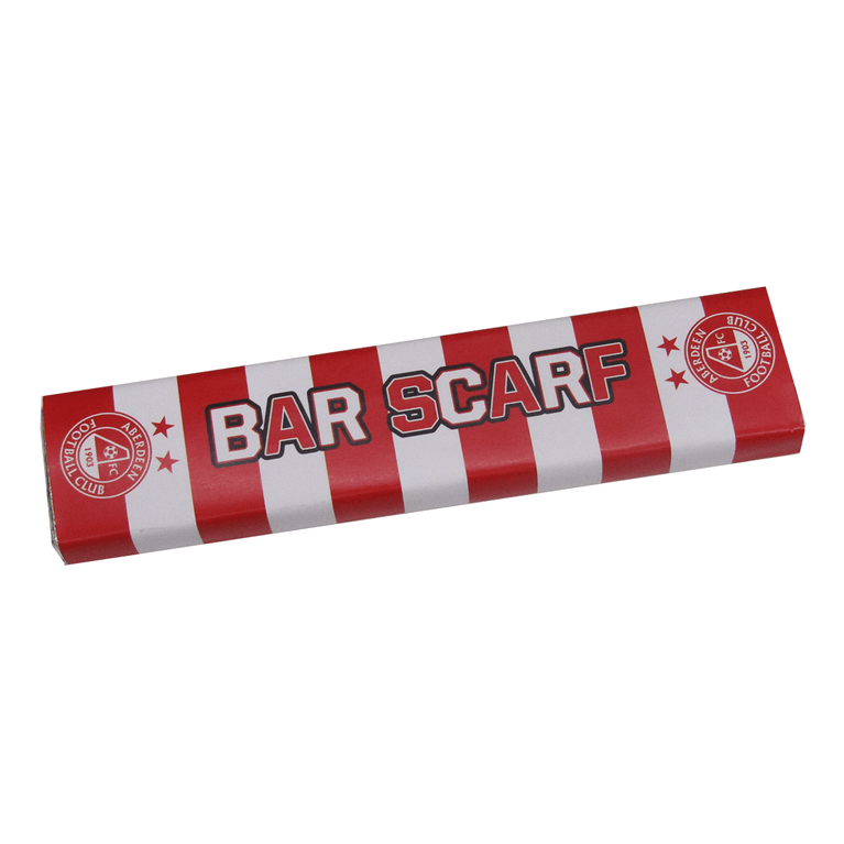AFC CHOCOLATE BAR SCARF