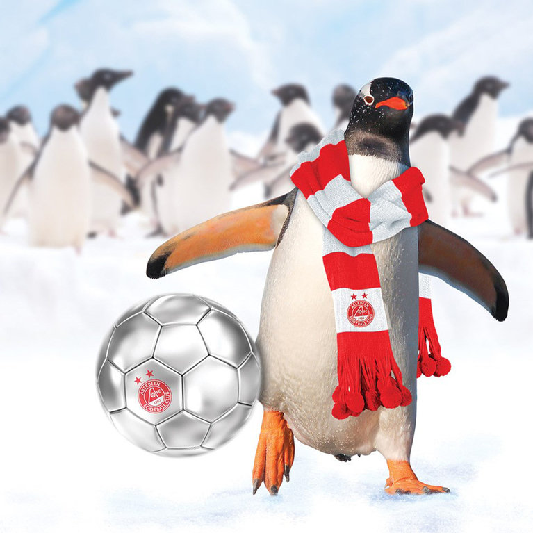 AFC CHRISTMAS PENGUIN