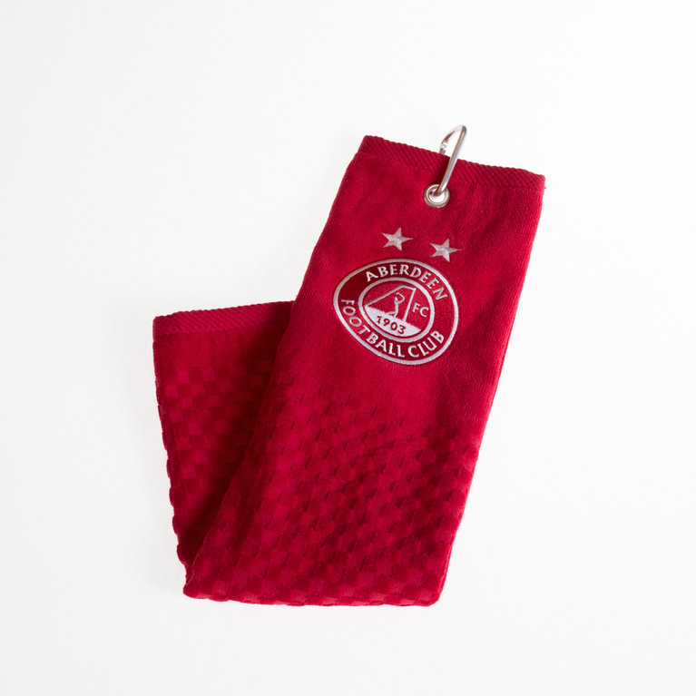 AFC CROSS TRI FOLD TOWEL
