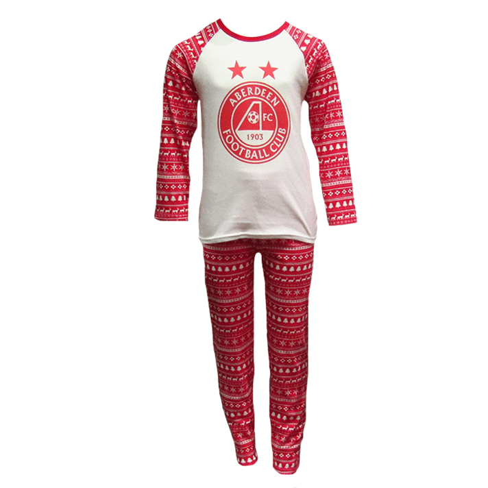 AFC JUNIOR CHRISTMAS PJ'S