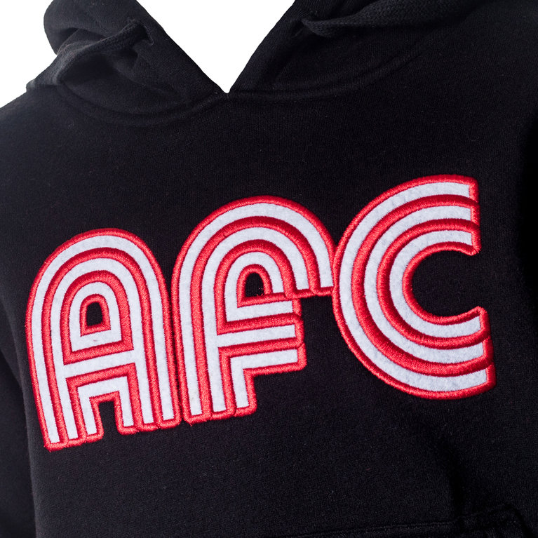 AFC KIDS HOODY BLACK