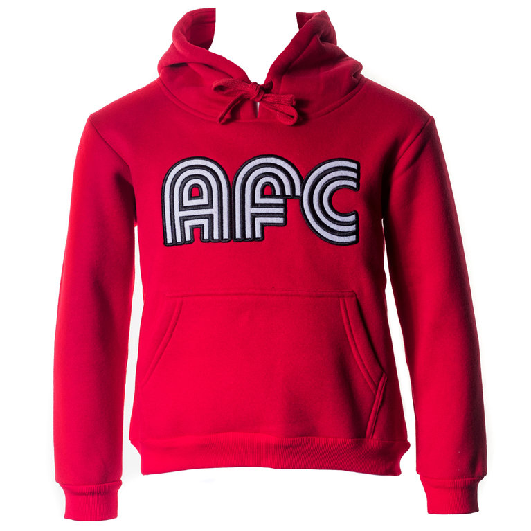 AFC KIDS HOODY RED