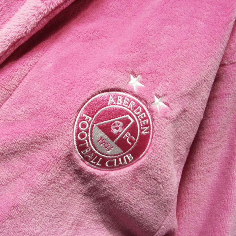 AFC LADIES DRESSING GOWN