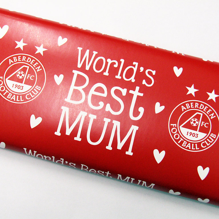 AFC MUM CHOCOLATE BAR
