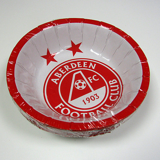 AFC PARTY PAPER BOWLS