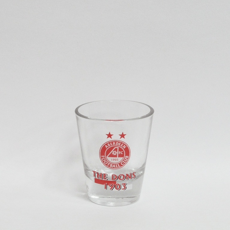 AFC SHOT GLASS
