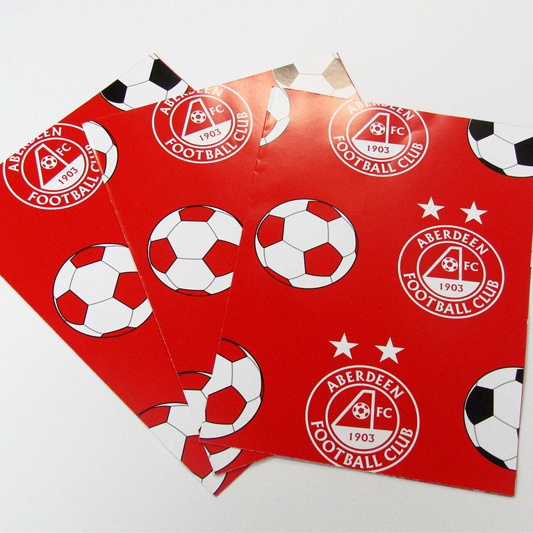 AFC WRAPPING PAPER