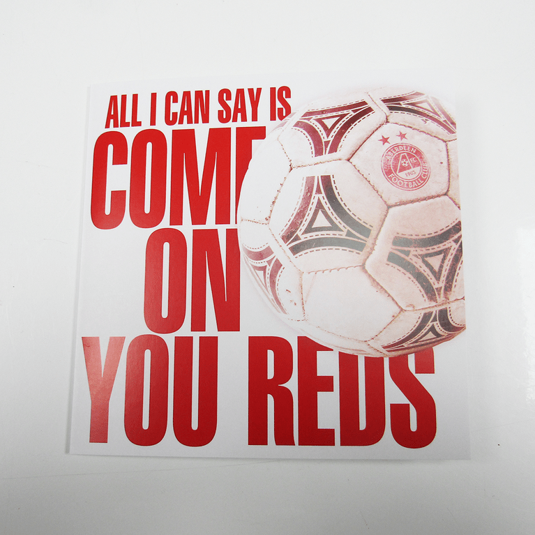 ALL I CAN SAY IS...COYR CARD