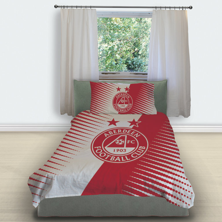 ASUNDER SINGLE DUVET SET