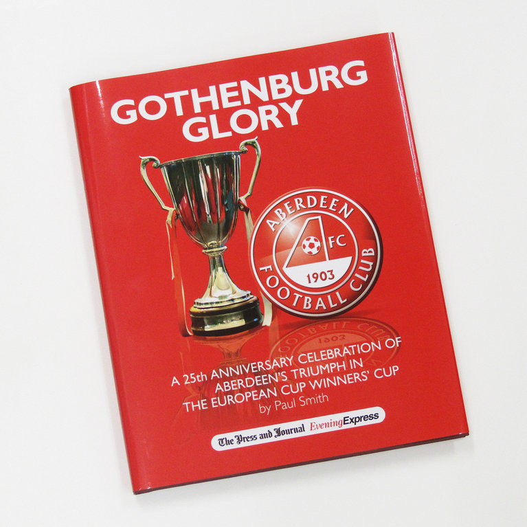 BOOK GOTHENBURG GLORY