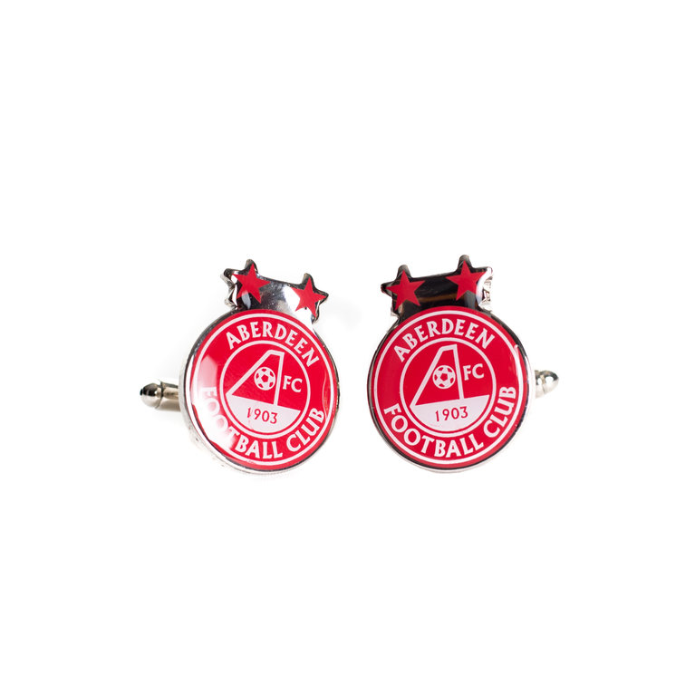BOXED DONS CREST CUFFLINK