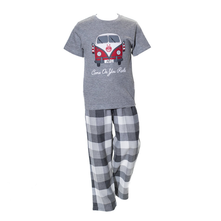 CHECKED JUNIOR PJ'S