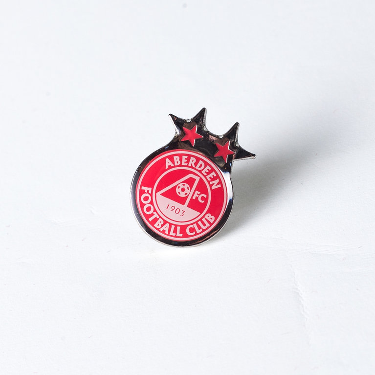 COLOUR CREST PINBADGE