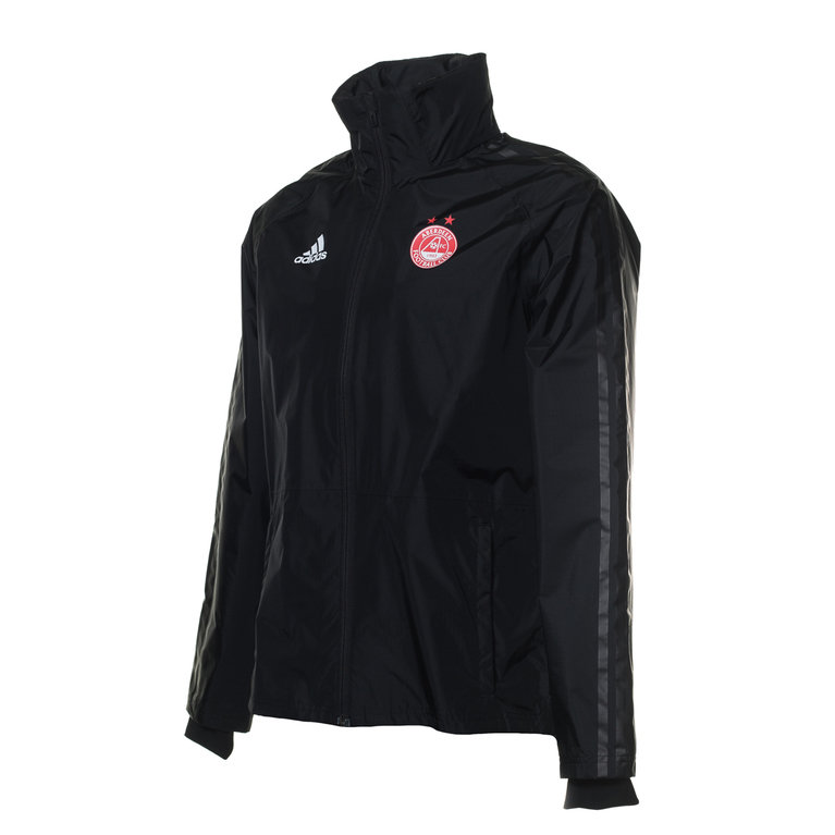 AFC ADULT STORM JACKET BLACK