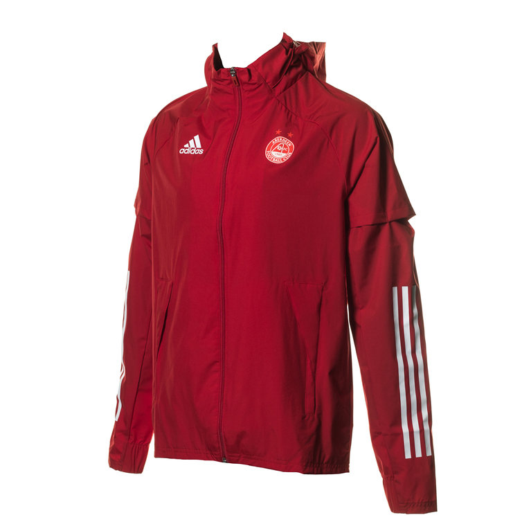 AFC ADULT AW JACKET RED