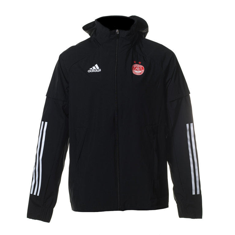 AFC JUNIOR AW JACKET BLACK