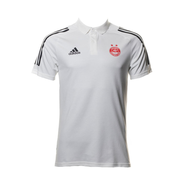AFC ADULT POLO SHIRT WHITE
