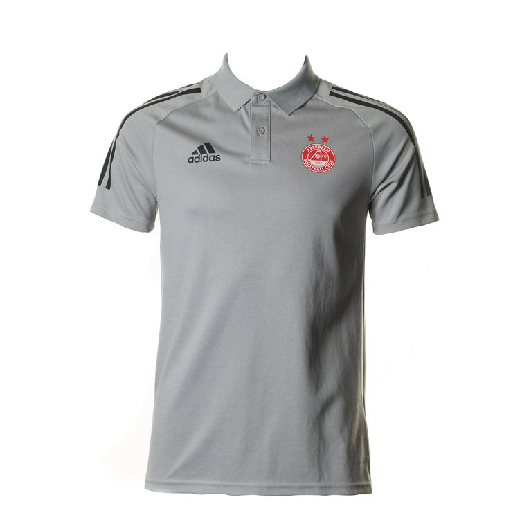 AFC JUNIOR POLO SHIRT GREY