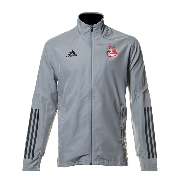 AFC ADULT PRE JACKET GREY