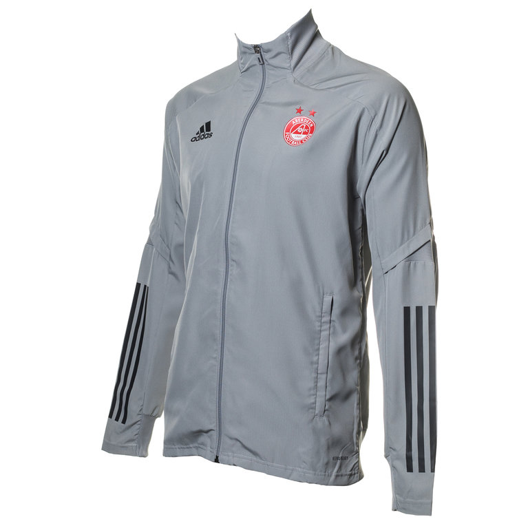 AFC JUNIOR PRE JACKET GREY