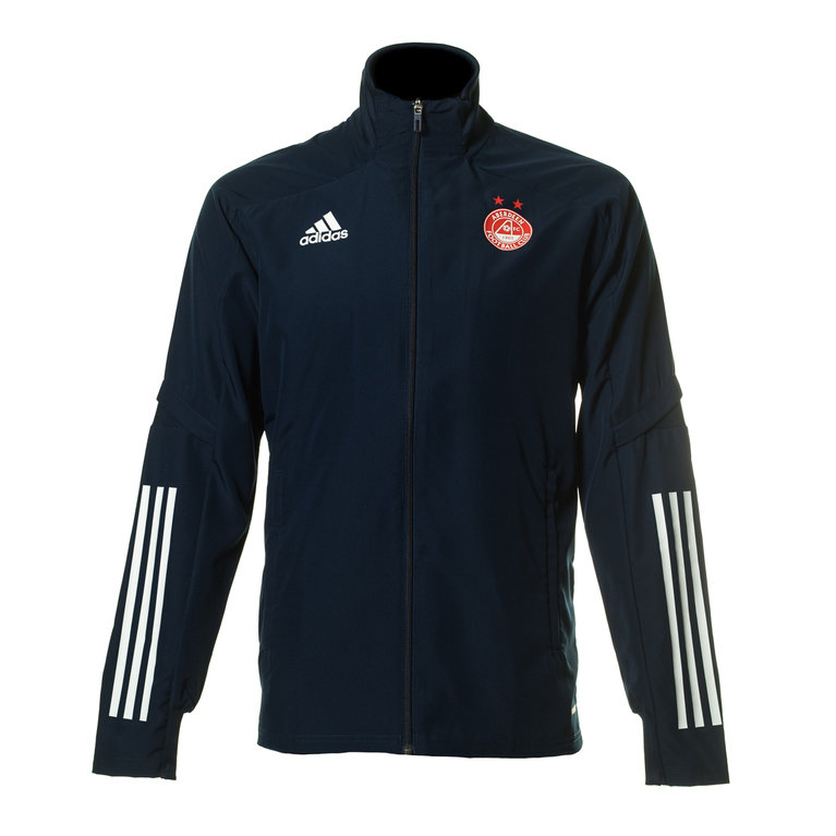 AFC JUNIOR PRE JACKET NAVY