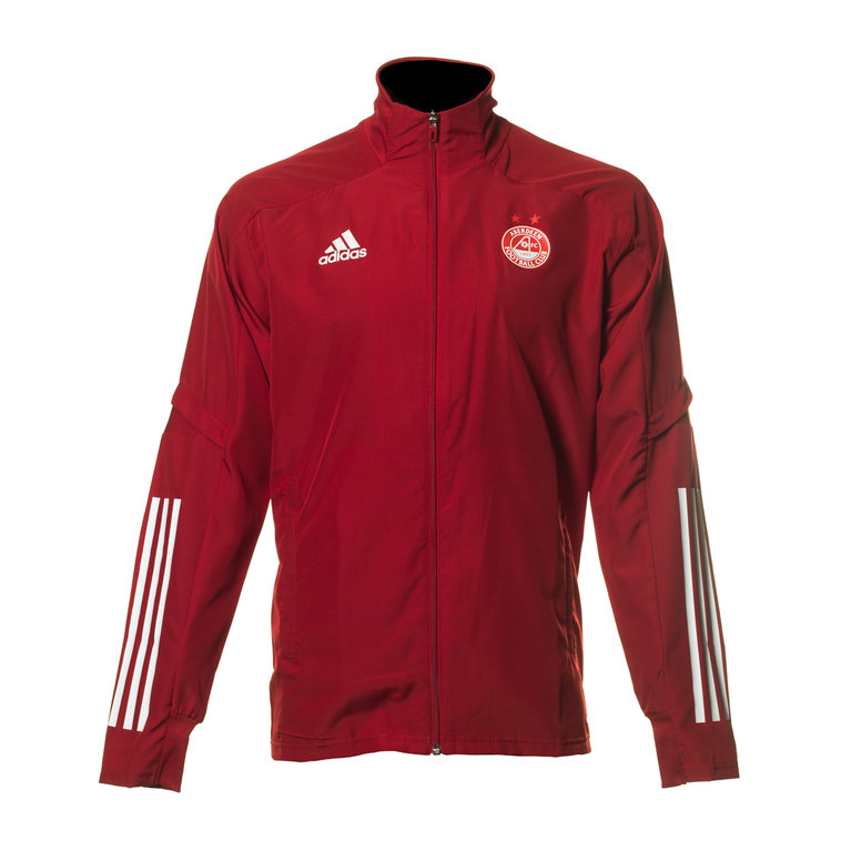 AFC JUNIOR PRE JACKET RED