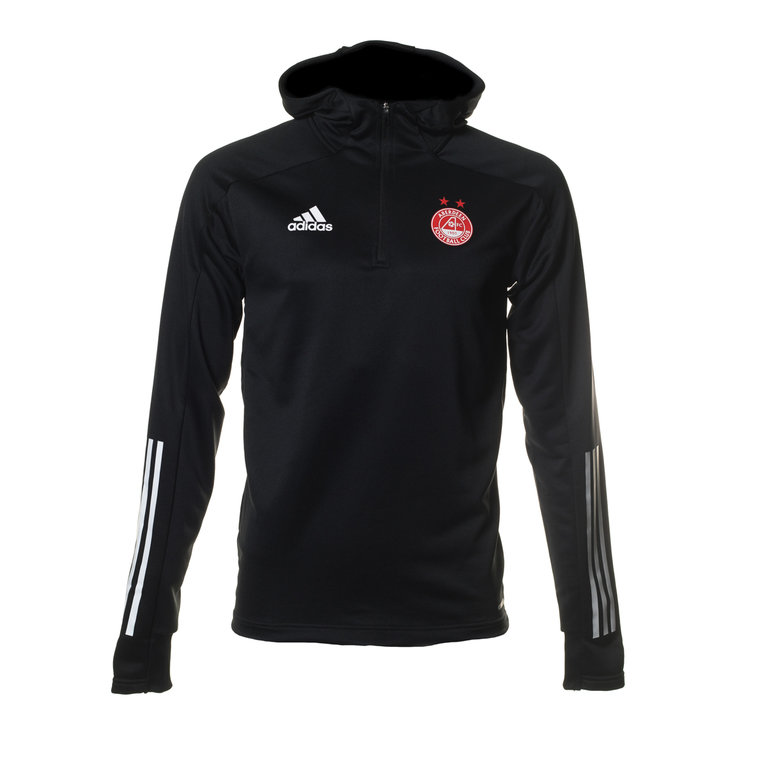 AFC ADULT HOODY BLACK