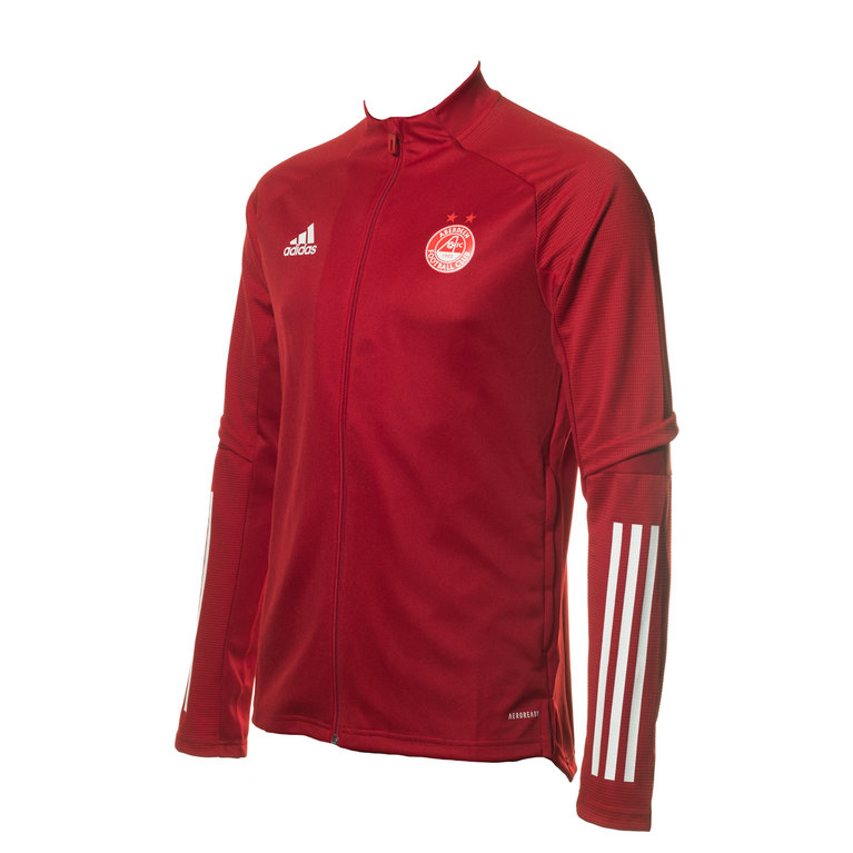 AFC ADULT TRAINING JACKET RED