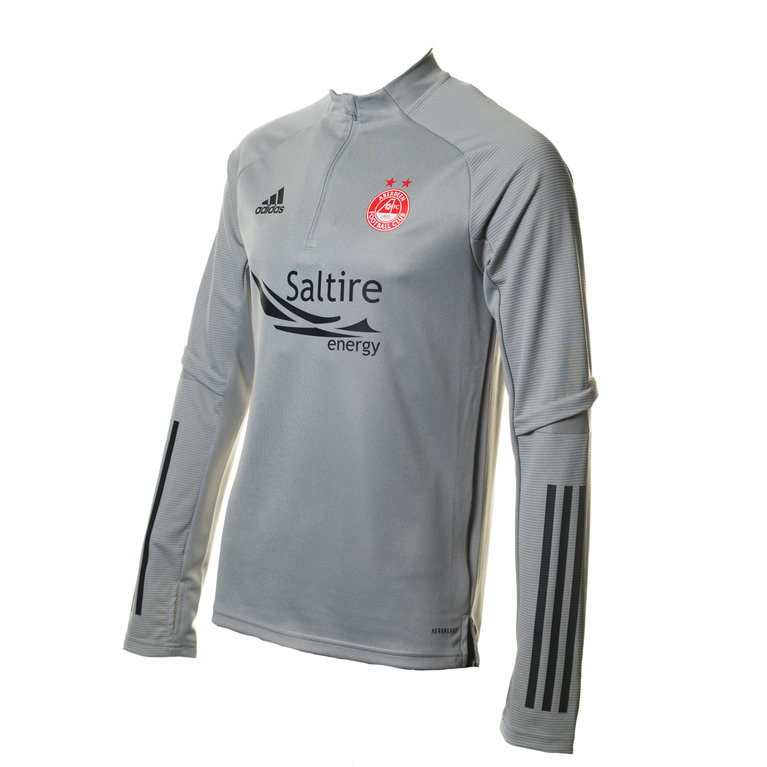 AFC JUNIOR TRAINING TOP GREY