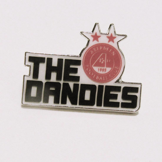 DANDIES PINBADGE