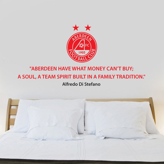 DI STEFANO QUOTE WALL STICKER