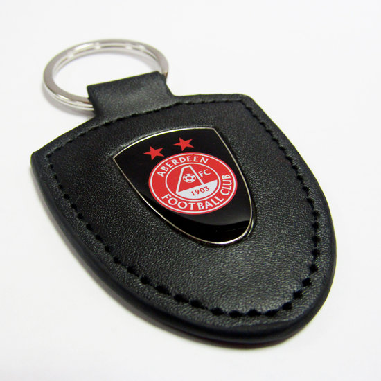 DONS LEATHER FOB KEYRING