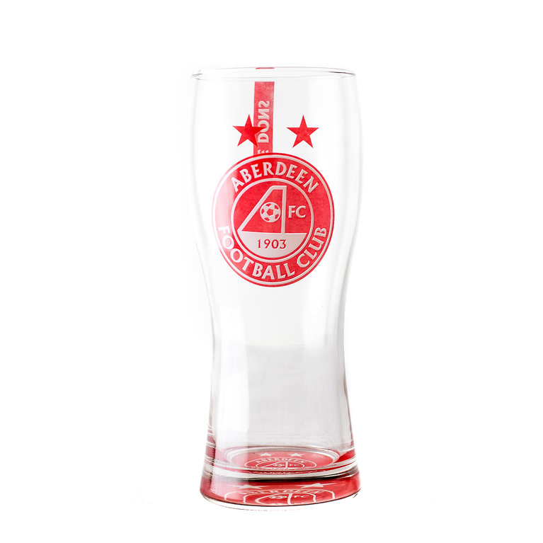 DONS PILSNER PINT GLASS
