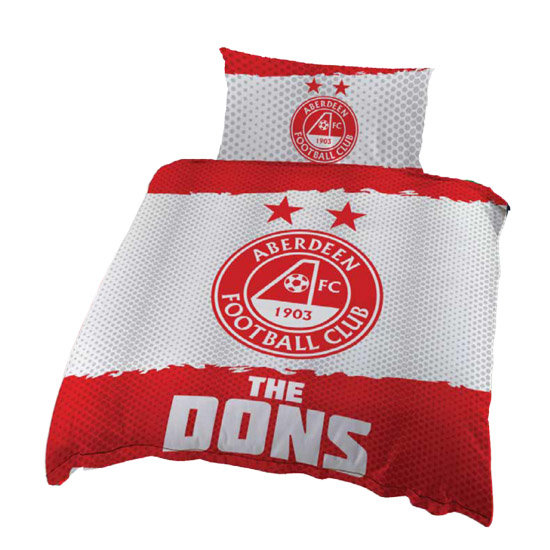 DONS TEAR DUVET SET SINGLE
