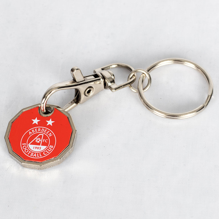 DONS TROLLEY KEYRING