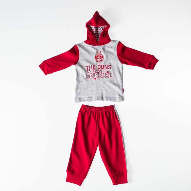 DRIBBER HOODY AND PANT SET