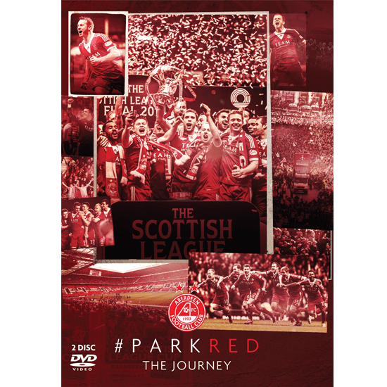 DVD PARK RED THE JOURNEY