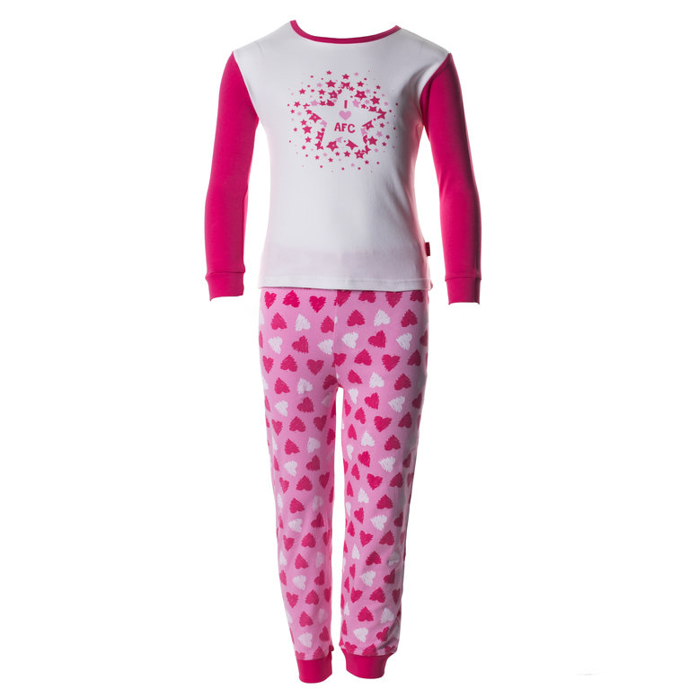 GIRLS HEART PJS