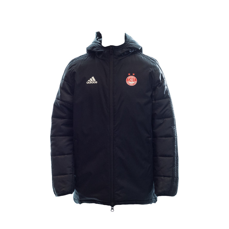 ADIDAS JUNIOR WINTER JKT BLACK