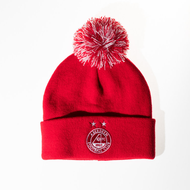 KIDS OVERSIZED BOBBLE HAT