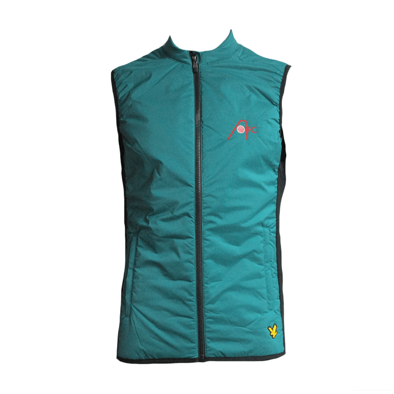 L&S AFC GOLF GILET ADULT
